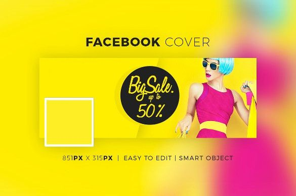 25+ Facebook Banner Templates – Free Sample, Example, Format ...