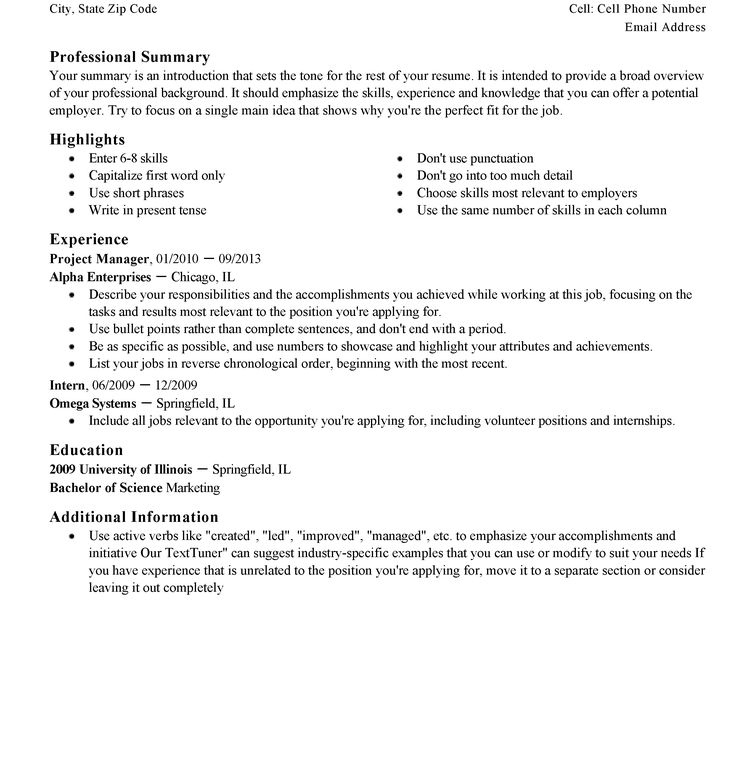 exclusive idea resume writing template 11 free resume templates 20 ...