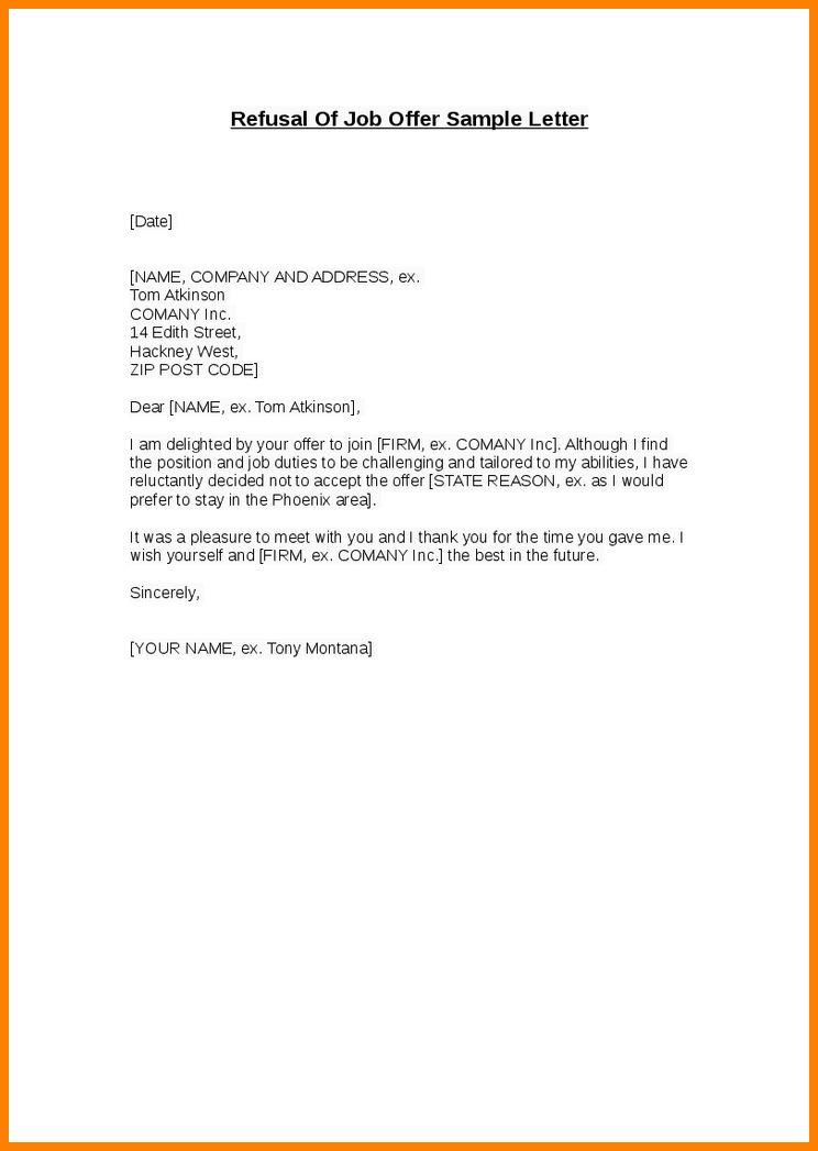 6+ job offer letter sample | ledger paper