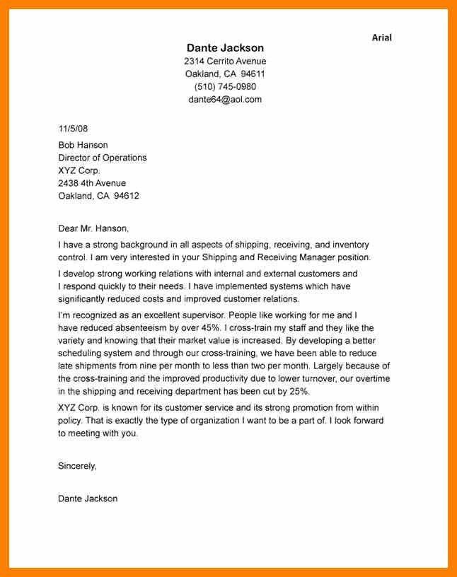 Cover Letter Letterhead | haadyaooverbayresort.com
