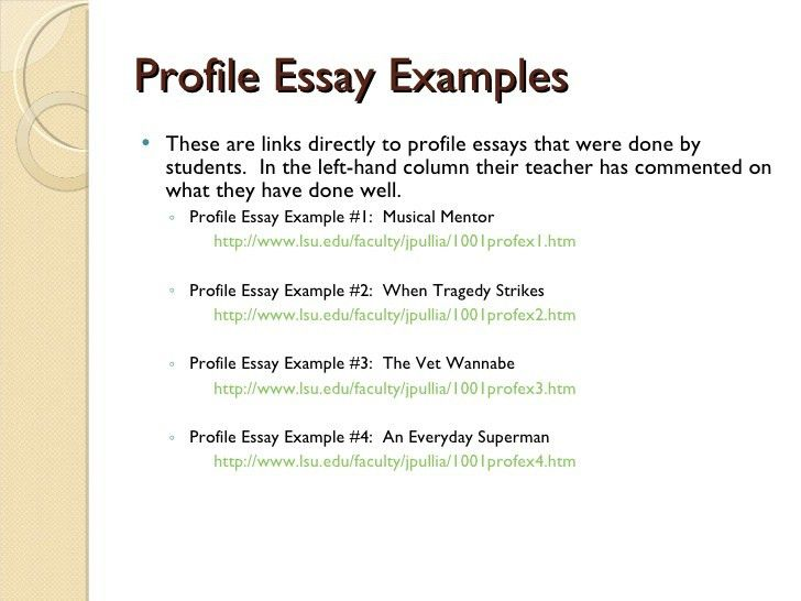 Essay Example] Best 25 Essay Examples Ideas On Pinterest ...