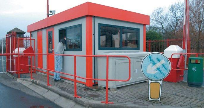 Gate house Security | Fenir Security Perth, WA