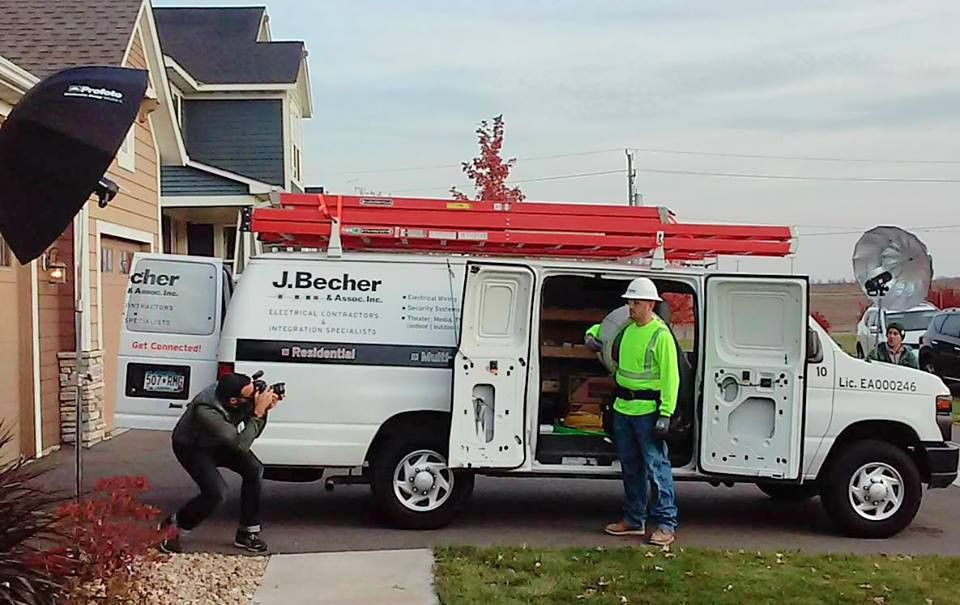 J. Becher & Assoc. - Electricians & Technology Experts - Check out ...