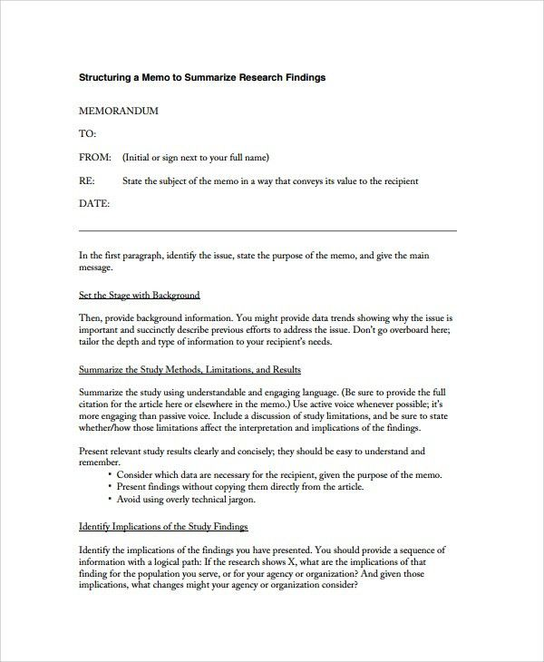 Formal MemoFormal Memo. Audience Analysis Essay Example Essay ...