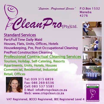 Conveniences offered by professional house cleaning service ...