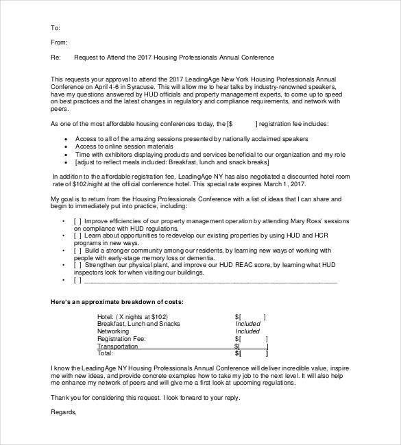 Proposal Letter Template - 15+ Free Word, PDF Document Formats ...