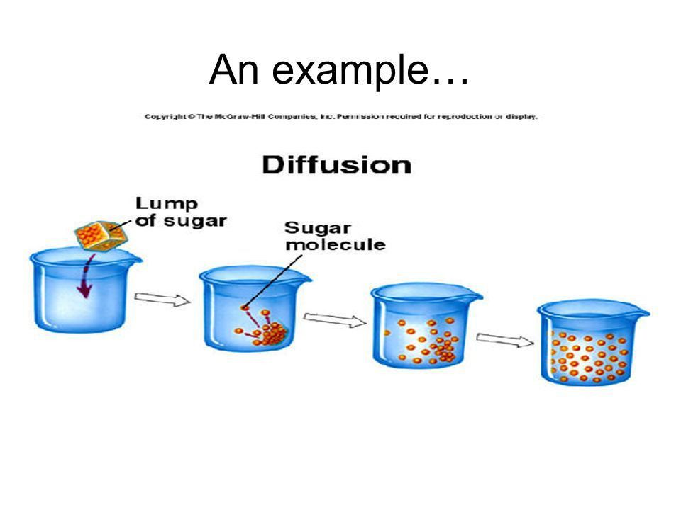 A simple rule to remember is: Osmosis. Remember, diffusion is ...