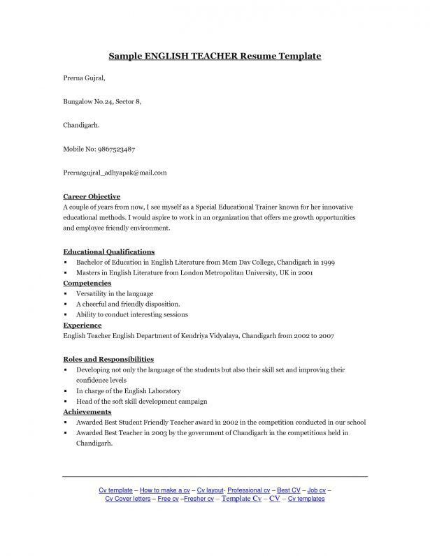 Curriculum Vitae : Dop Director Cv Management Cover Letter For ...