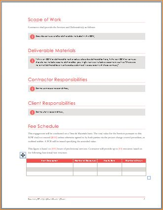 Proposal templates word - Business Proposal Templated - Business ...