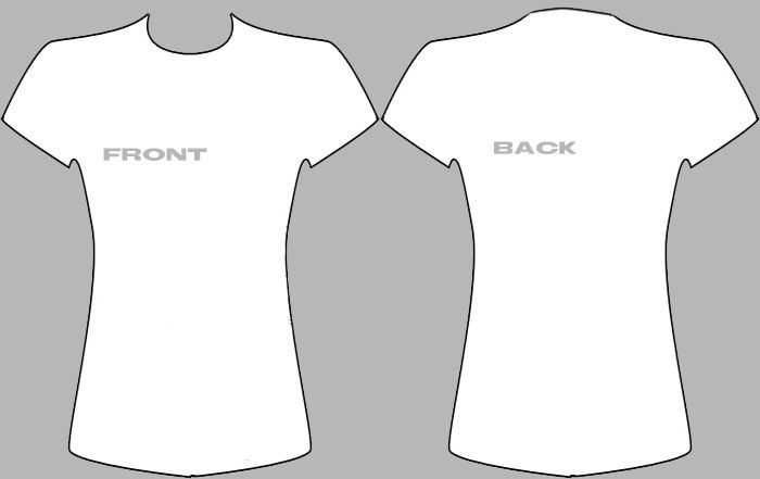 T-shirt Template | Free Download Clip Art | Free Clip Art | on ...
