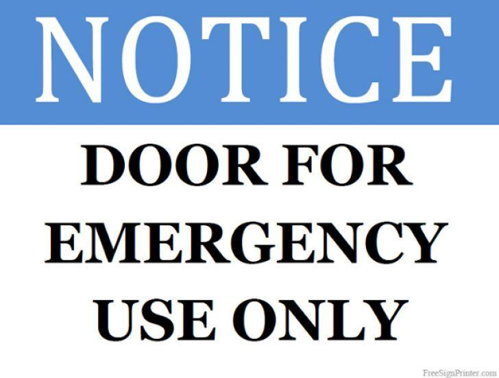 Printable Signs For Office Doors – Door Decorate