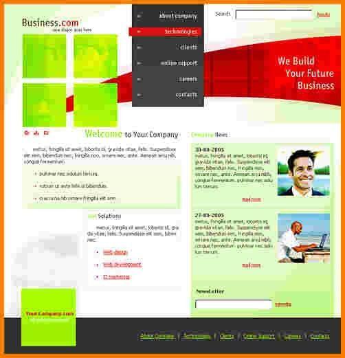 Business Profile Template. 3+ Business Profile Template Pdf 3+ ...