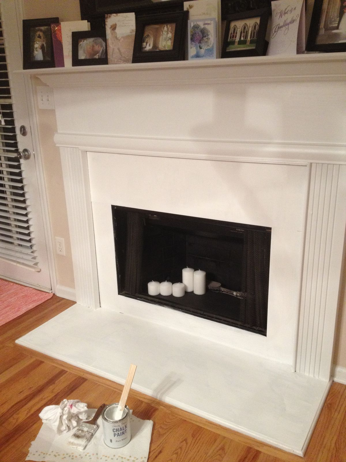 1000 Images About Fireplace Makeover On Pinterest Black