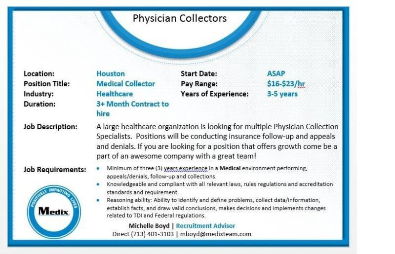 Download Medical Collection Jobs | haadyaooverbayresort.com