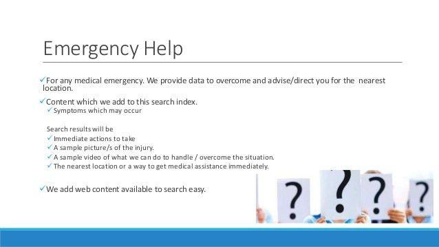 Proposal Presentation for Medical Assistant Application