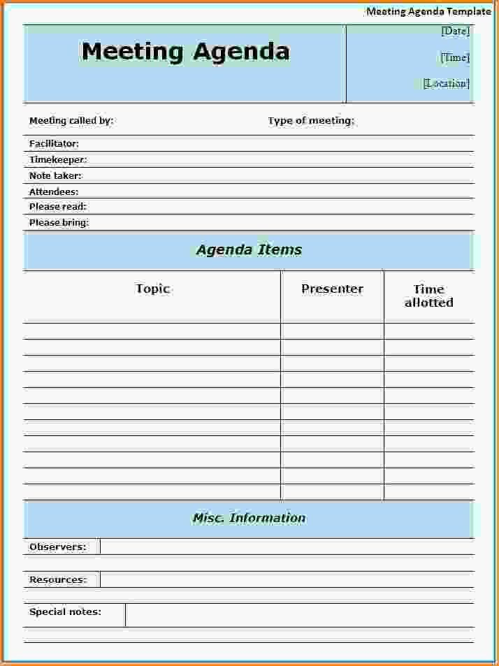 Ms Word Agenda Template.Meeting Agenda Template.jpg - Loan ...