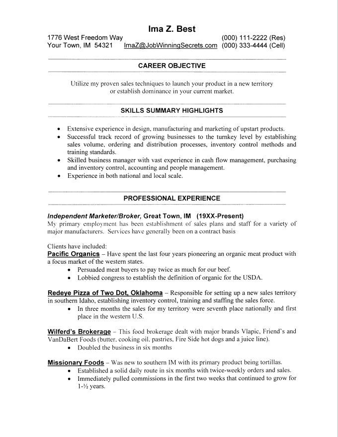Layout Of A Resume 21 Modern Design Resume Templates You Can Use ...