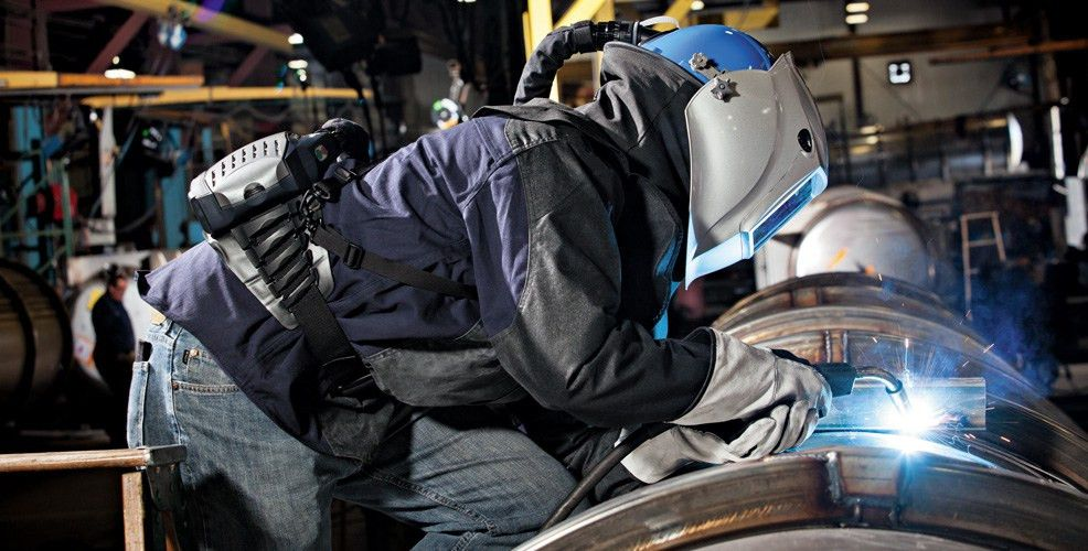 5 steps to improve the welding environment - The Fabricator