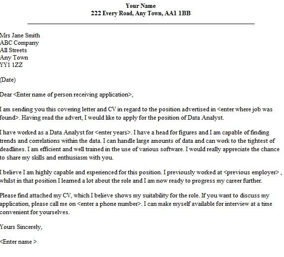 18+ [ Sample Cover Letter First Job ] | Cover Letter Quotations ...