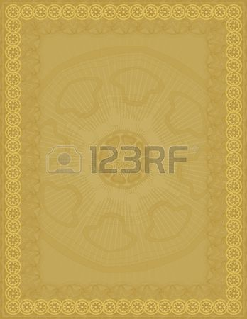 Background, Blank, Border, Certificate, Charter, Decoration ...
