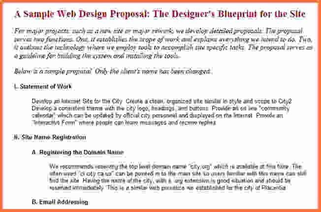 Web Design Proposal Template.persuasive Proposal Elements.png ...