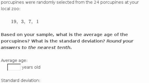 Population and sample standard deviation review (article) | Khan ...