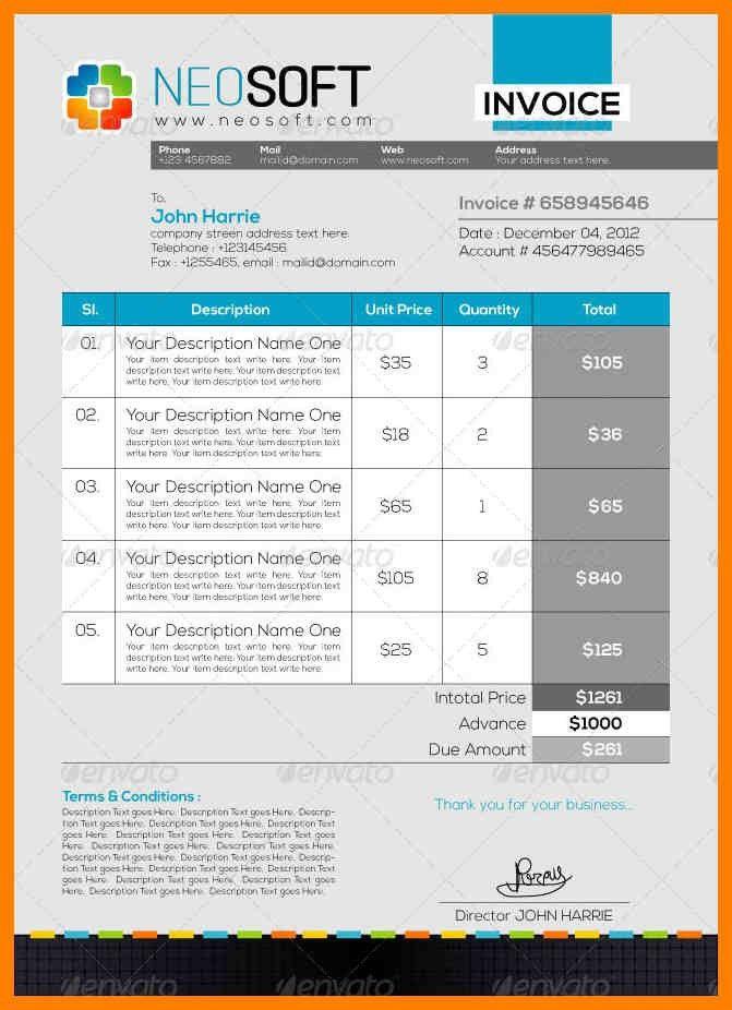 7+ cash memo design | childcare resume