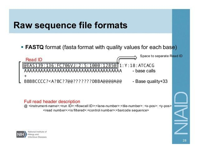 Overview of Next Gen Sequencing Data Analysis