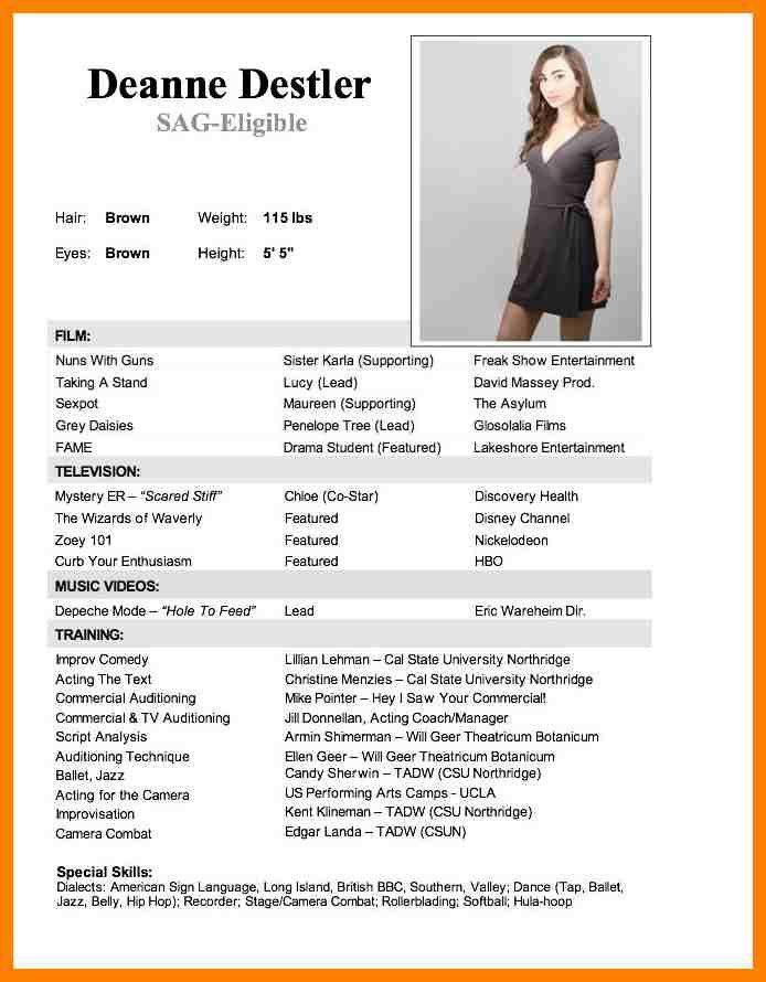 9+ model resume template   addressing letter