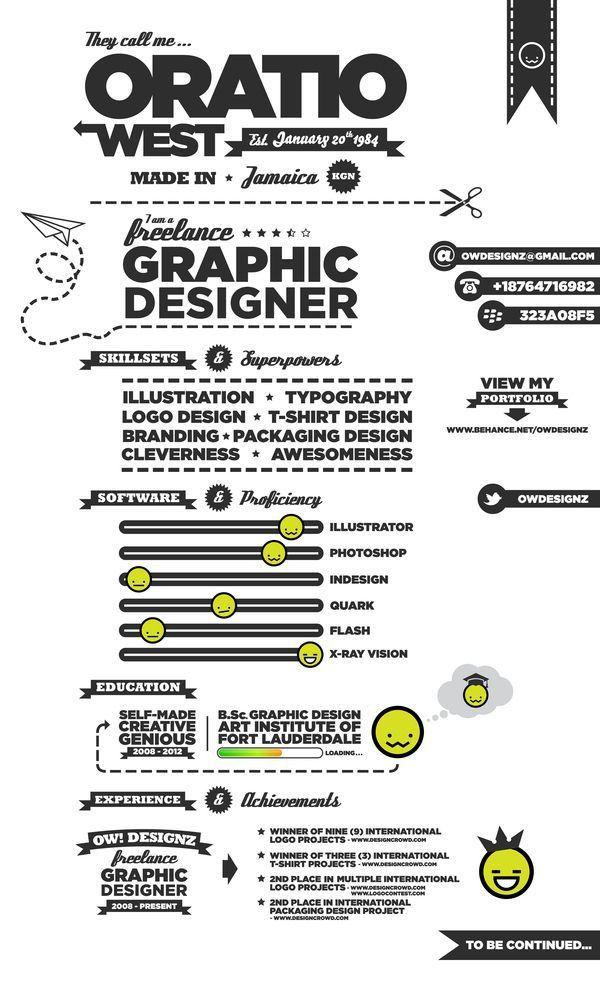 Top 25+ best Example of cv ideas on Pinterest | Resume ideas ...