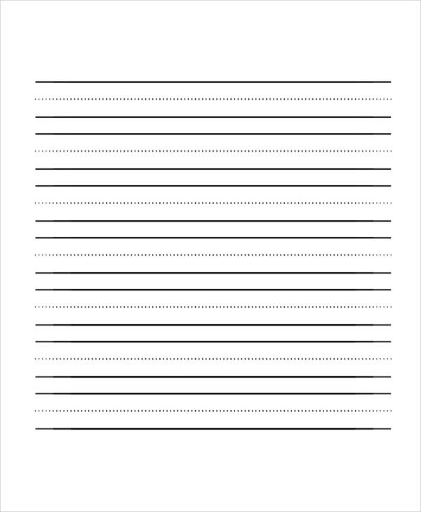 8+ Paper Templates - Free Sample, Example, Format | Free & Premium ...