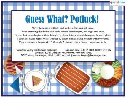 Best 25+ Potluck invitation ideas on Pinterest | Wedge salad ...
