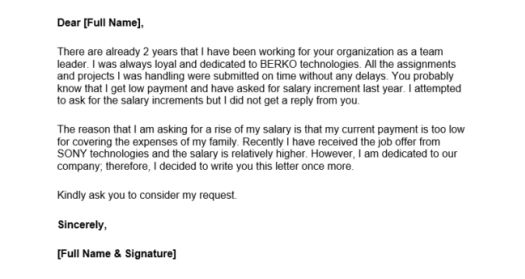 how to ask for a raise via email sample | How To