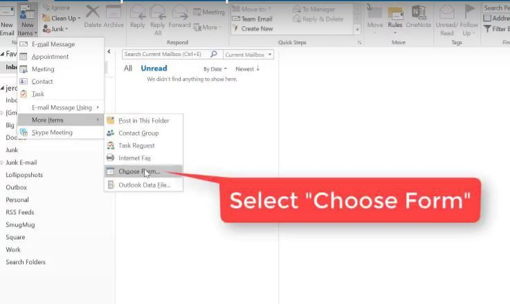 How to create an email template in outlook - Obfuscata