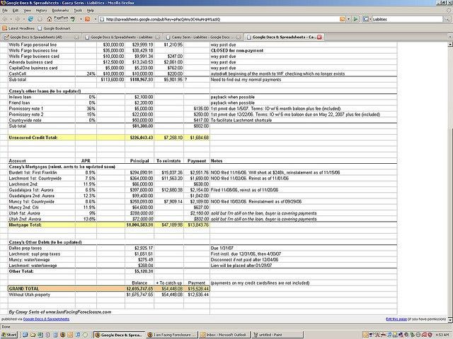 Printable Financial Statement Form Financial Statements Templates .