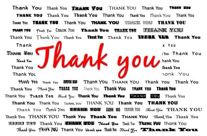 Thank You Card Template 1   The Art Mad