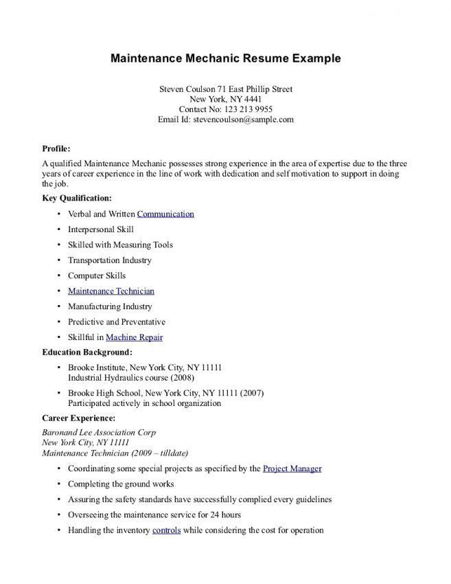 9 Resume Template Examples For High School Students Resume resume ...