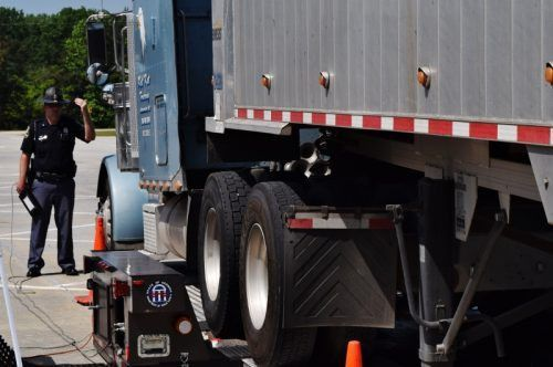 Enforcement to ramp up this week for driver-focused inspection blitz