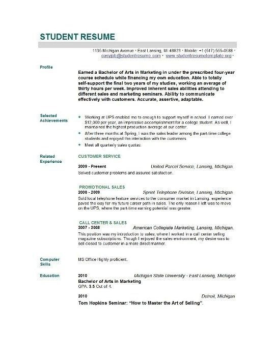 Resume Objective Student Nurse. student nurse resume samplenursing ...