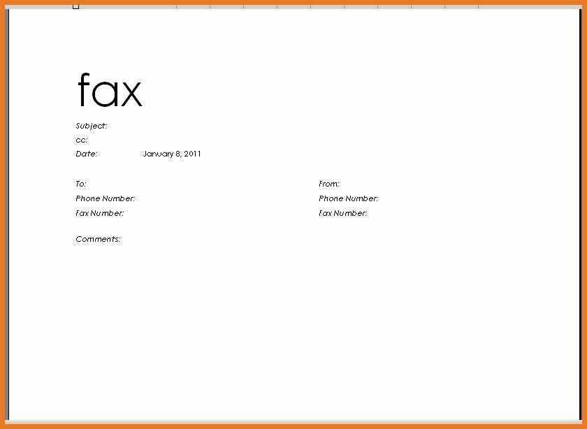 sample cover sheet for fax sample cover sheet for fax makemoney ...