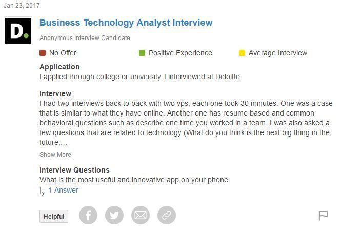 67 Big 4 Interview Questions (and how to answer them all) - Big 4 ...