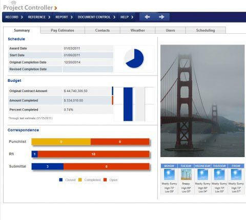 FACS Project Controller Software - 2017 Reviews
