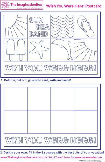 45 best Imagination Box Free Printables images on Pinterest | Free ...