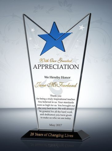 Teacher Appreciation Wording Ideas | Appreciation & Recognition Ideas