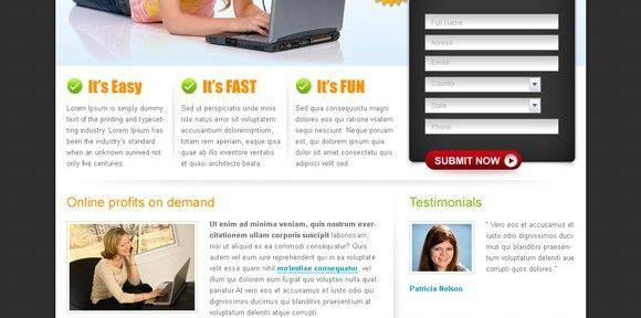 Free Landing Page Design | Landing Pages