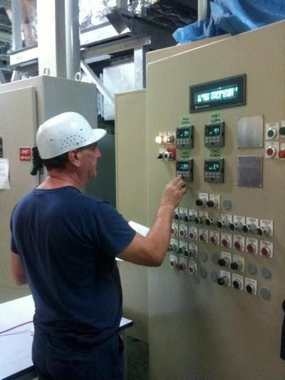 Commissioning Engineers at PLC and Drives Co Ltd.