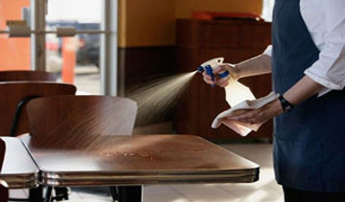 La Reina Services | Restaurant Cleaning