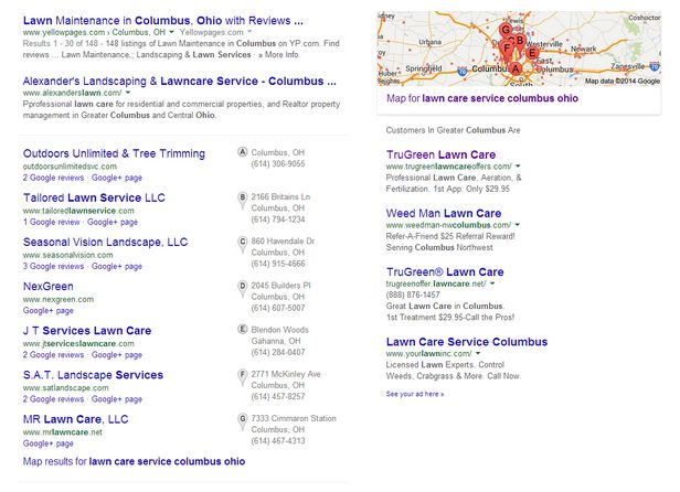 How to use Local listing sites for your lawn care business ...