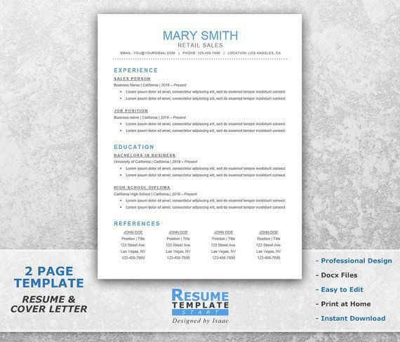72 best Resume Ideas images on Pinterest | Resume ideas, Resume ...