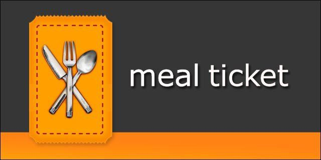 Meal Tickets - Nutritional Management Services